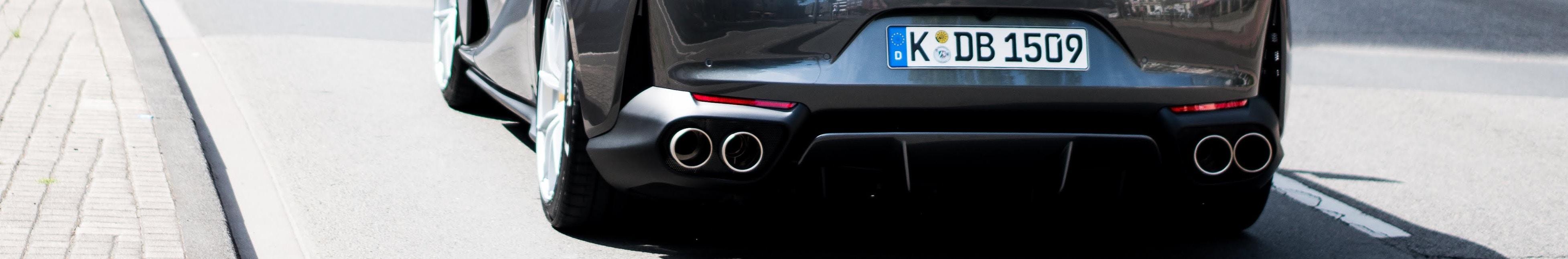 Ferrari import Duitsland